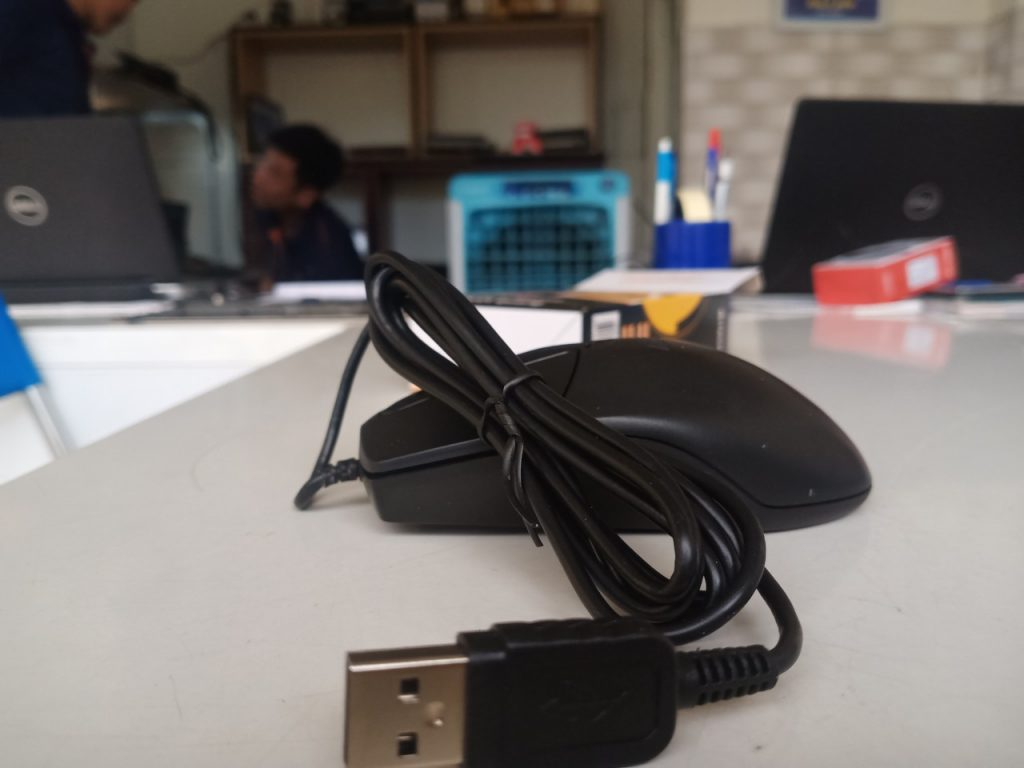 Chuột quang có dây A4Tech